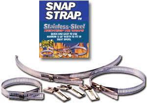 Thermo Tec - THERMO-TEC Snap Strap Kit - Image 1