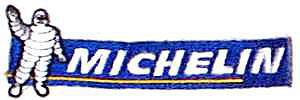 Patches - Michelin Man Patch