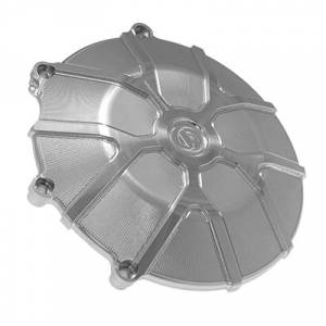 SpeedyMoto - SPEEDYMOTO Wet Clutch Cover: Ten Spoke - Image 1