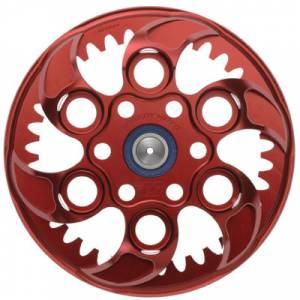 SpeedyMoto - SPEEDYMOTO Ducati Dry Clutch Pressure Plate: Kukri Pro