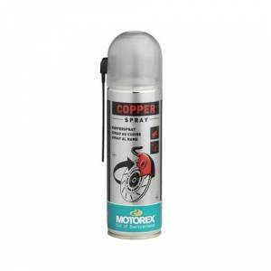 Motowheels - Motorex Copper Anti-Seize Spray
