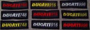 Patches - Ducati 748/916/996 Patch