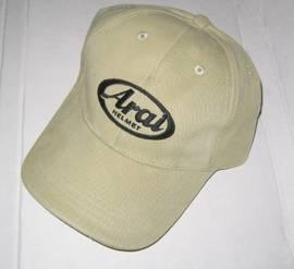 Motowheels - MW ARAI Baseball Hat: Khaki