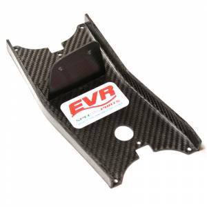 EVR - EVR Carbon Fiber Throttle Body Bracket: 848/1098/1198/SF