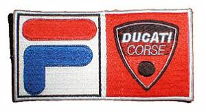 Patches - Fila Corse Patch - Image 1
