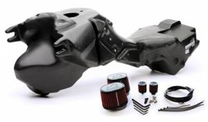 Cycleworks - CycleWorks Oversized Hypermotard Fuel Tank Kit