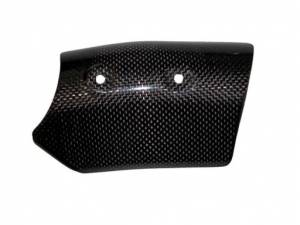 CDT - CDT CF Exhaust Headerpipe Heatshield: 848-1198, SF