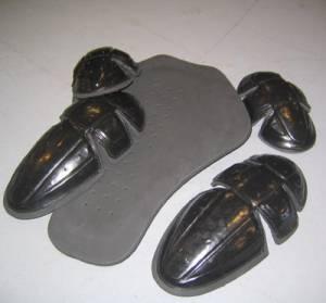 Motowheels - MOTOWHEELS 5 Pc. Armor Insert Set
