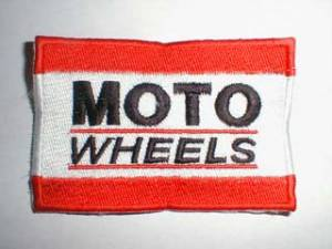 Motowheels - Motowheels Patch - Image 1