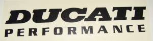 Stickers - Ducati Performance Old Logo Sticker - Image 1