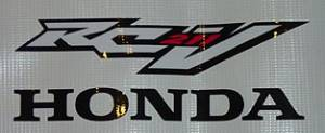 Stickers - Honda RC211V Sticker - Image 1