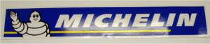 Stickers - Michelin Man Logo Sticker-Large - Image 1