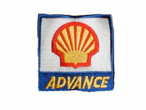 Patches - Shell Advance Patch