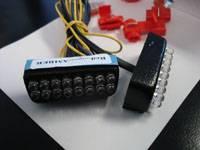 Hyper Lite - HYPER-LITE LED Flashing Brake Light/Turn Signal Kit
