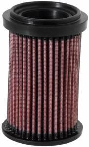 K&N - K&N Air Filter: Ducati Monster 696-796-1100/EVO - Image 1