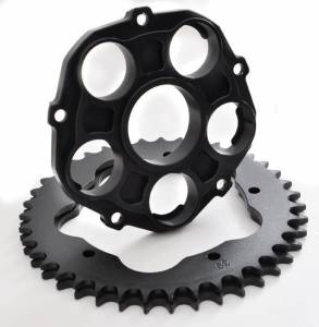 SUPERLITE - SUPERLITE Quick Change Sprocket Carrier: M796-M1100, 848/848 SF, HM/HS 821, HM 796/1100/ MTS1000-1100, S2R1000, S4RS, S4R[996]