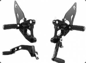 Ducabike - Ducabike SBK Rear Sets: 848/1098/1198