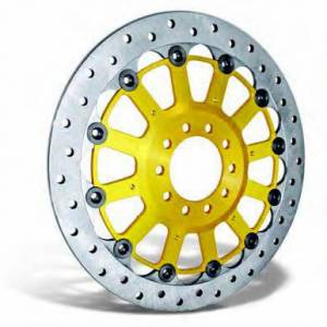 Brembo - BREMBO Corse Narrow Band 6mm Thick Rotor [Ducati 6 Bolt 10MM Offset] MON, ST, SS, Sport Classic, 851/888, 748-998 - Image 1