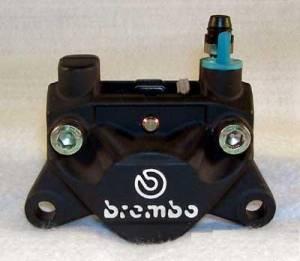 Brembo - BREMBO Rear Caliper P32F- 32mm Piston 20.5161.81 [Black]