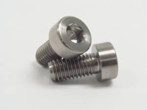 8x16 Titanium Socket Cap Bolt
