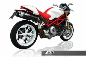 Zard - ZARD 2-2 SS/CF Full System: S4R/S4RS Testastretta