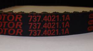Ducati - DUCATI OEM Timing Belts: All 1000 & 1100 2 Valve Motors (Sold in Pairs) - Image 1