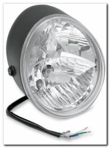 Motowheels - Retro style custom headlight - Image 1