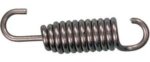 Helix Stainless Steel Swivel Style Exhaust Springs