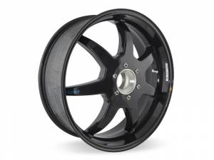 "BST Wheels - BST 7 Spoke Rear Wheel: 748-998, MH900e, Monster 796/1100, MTS 1000/1100, HM-HS, SF848, 848 [6.0""] - Image 1"
