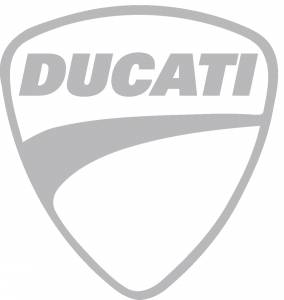 Ducati Shield [New] Sticker: 3 inch - Image 1
