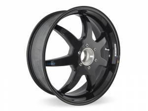 BST Wheels - BST 7 Spoke Rear Wheel: Ducati Diavel