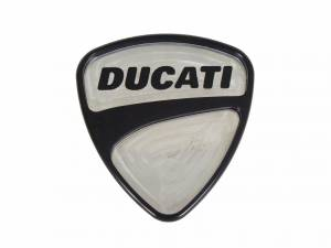 "Corse Dynamics - Corse Dynamics ""DUCATI"" Billet Hitch Receiver Cover"