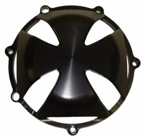 Corse Dynamics - CORSE DYNAMICS Iron Cross Clutch Cover [4 Spoke]