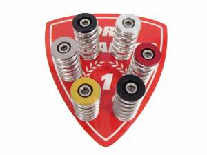 Corse Dynamics - CORSE DYNAMICS Springs/Keepers/SS Bolts Kit - Image 1