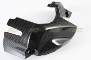 CDT - CDT CF Sprocket Cover: 1299/1199/899/959 Panigale - Image 1