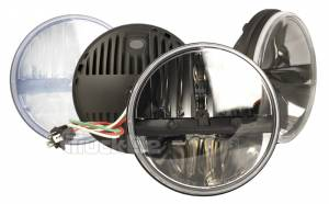 Corse Dynamics - CORSE DYNAMICS 7 inch LED Spada Headlight