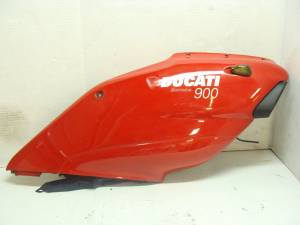 Used Parts - Supersport 900 RH Mid Fairing - Red - Image 1