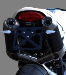 Spark - Spark Monster M1100 EVO License Plate Holder