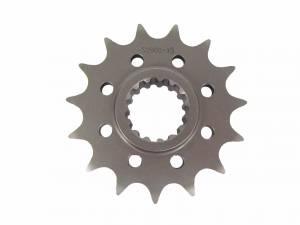 SUPERLITE - SUPERLITE 520 Pitch Chromoly Steel Front Race Sprocket: Ducati Panigale V4-V2-1299-1199-959-899, Streetfighter V4 - Image 1