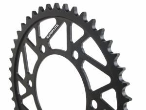 Afam - AFAM RS7 520 Black Steel Rear Sprocket: Ducati M620-750-900-1000-695-696, SS/ST/SC/PS/GT/851/888