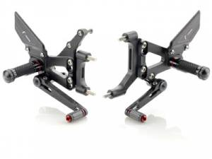 "RIZOMA - RIZOMA ""RRC"" Rear Sets: Ducati 1199 / 899 / 959 / 1299 Panigale"
