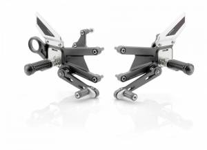 "RIZOMA - RIZOMA ""EVO"" Rear Sets: BMW S1000RR '09+"