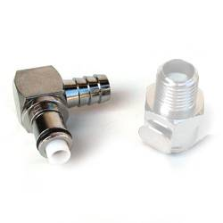 Motowheels - Quick Release Metal Fuel Connector Male: Ducati / MV Agusta - Image 1