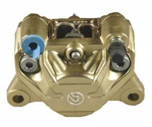 Brembo - BREMBO Rear Caliper - 32mm 32G Piston GOLD