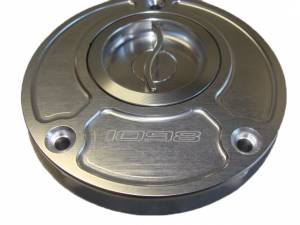Motowheels - MW Billet Q/R Fuel Cap: Ducati 1098
