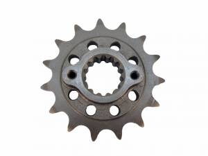 SUPERLITE - SUPERLITE 525 Pitch Chromoly Steel Front Sprocket: Ducati Monster 796 / Hypermotard 796