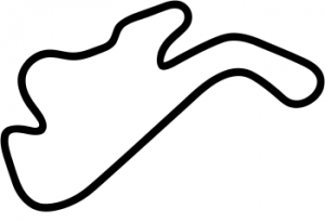 Tracks of the World - Tracks of the World Sticker: Phillip Island Grand Prix Circuit