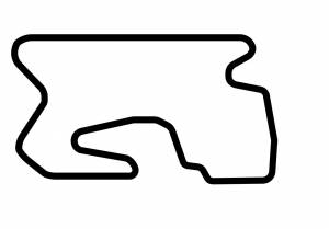 Tracks of the World - Tracks of the World Sticker: Miller Motorsports Park