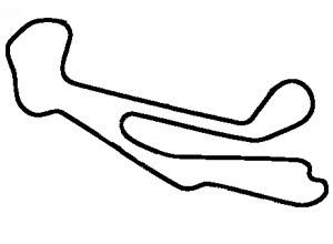 Tracks of the World - Tracks of the World Sticker: Barber Motorsports Park - Image 1
