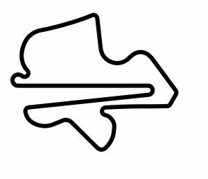 Tracks of the World - Tracks of the World Sticker: Sepang International Circuit